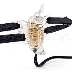 Strap-on vibrator - Impulse micro butterfly - view #3