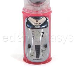 G-spot rabbit vibrator - Krystal's strobing bunny - view #4