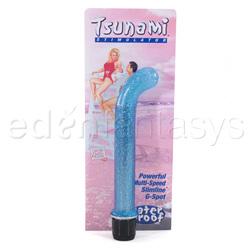 G-spot vibrator - Tsunami stimulator - G spot - view #2
