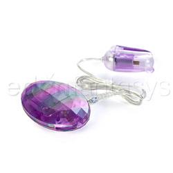 Clitoral vibrator - LED hummer teaser - view #3