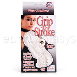 Masturbator - Grip-n-Stroke - view #5