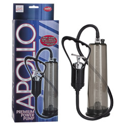 Vacuum penis pump - Apollo premium power pump - view #2