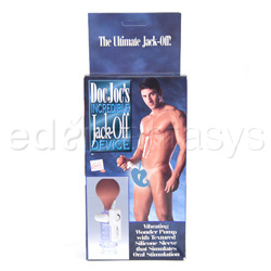 Penis pump - Doc Joc's incredible jack-off device - view #4