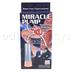 Penis pump - Miracle pump - view #3