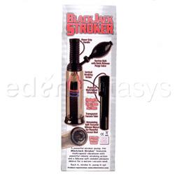 Bomba para el pene - Black Jack stroker - view #6