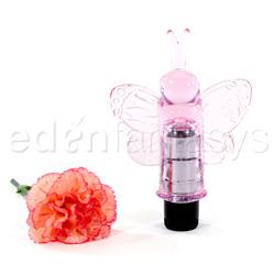 Discreet massager - Girls best friend butterfly teaser - view #4
