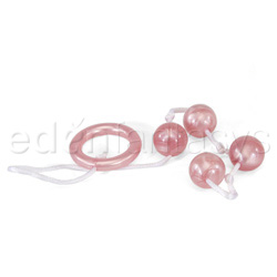 Acrylite beads junior - anal beads