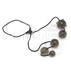 Dual pleasure balls - Bolillas anales