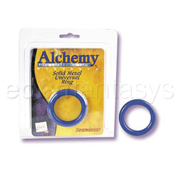 Alchemy-metal ring - DVD