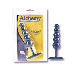 Alchemy - mettalic plug - DVD
