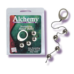 Alchemy metal balls-med - DVD