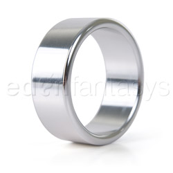 Alloy metal ring - sex toy