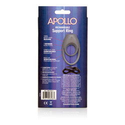 Rechargeable penis ring - Apollo rechargeable support ring - view #6