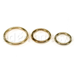 3 piece ring set - multipurpose ring