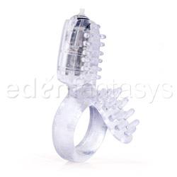 Cock ring - Micro-max vibro tongue - view #1