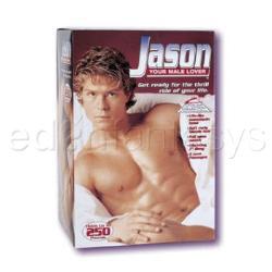 Jason - male doll - DVD