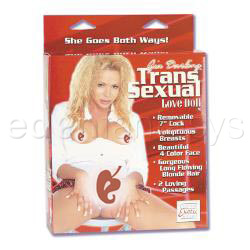 Gia transsexual love doll - Female love doll