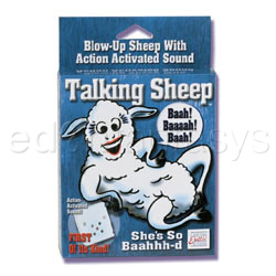 Talking sheep - animal love doll