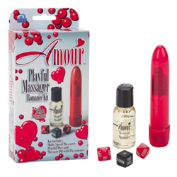 Sensual kit - Amour playful massager kit - view #2