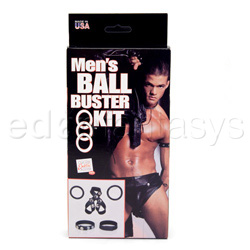 Ring set - Men's ball buster kit - view #4