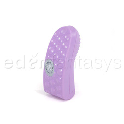 Pulsating easy touch massager - Clitoral vibrator