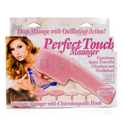 Massager - Perfect touch rechargeable massager - view #6