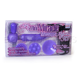 Wand massager - My mini miracle massager electro power kit - view #6