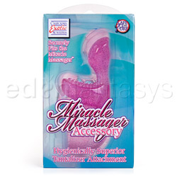 Vibrator Accessory - Miracle massager accessory for her - view #6