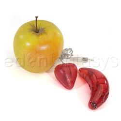 Exotic fruit factory strawberry - Masajeador discreto