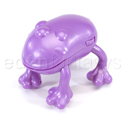 Mr.Froggy massager - Discreet massager