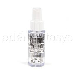Feminine moisturizer - arousal lube