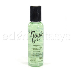 Tingle gel - arousal lube