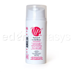 Lubricant - Warm it up personal warming lubricant - view #2
