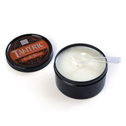 Tantric candle - body massage candle