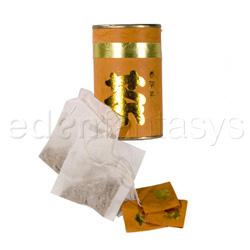 Arousal tea female 6 pack - Convite comestibles