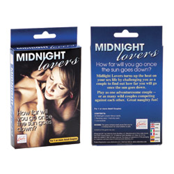 Adult game - Midnight lovers - view #2