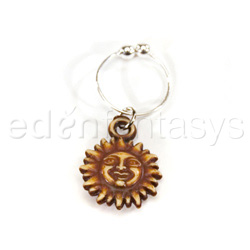 Erotic sun - Belly button ring