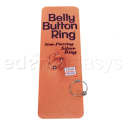 Belly button ring - Belly button ring - view #2