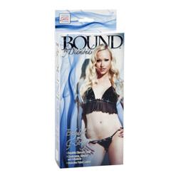 Bound by Diamonds babydoll - babydoll and panty set