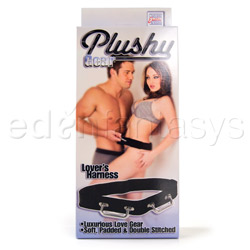Waist belt - Plushy gear lover's harness - view #5