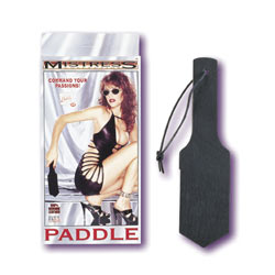 Mistress coll - paddle - DVD