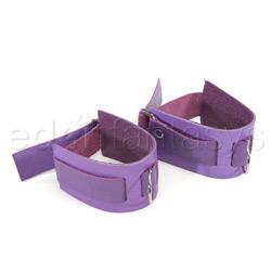 Wrist cuffs - DVD