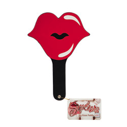 Smackers big kisser paddle - flogging toy