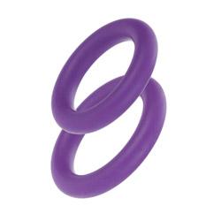 Nick Hawk stay hard ring - ring set