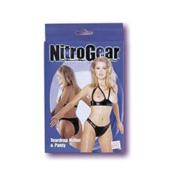 Nitrogear halter/thong - DVD