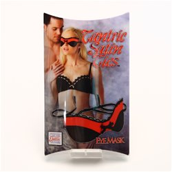 Tantric Satin Ties eye mask