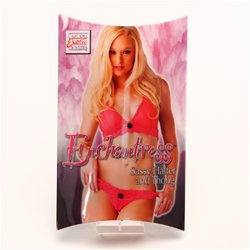 Enchantress Sassy halter and thong - bra and panty set