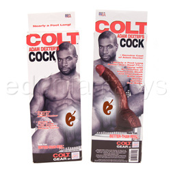 Realistic dildo  - Colt Adam Dexter dong - view #5