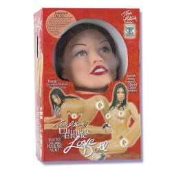 Tera's ultra erotic love doll - female love doll
