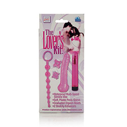 Vibrator kit for couples - The lover's kit - view #4